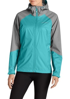 Eddie Bauer Women's Cloud Cap Flex Rain Jacket
