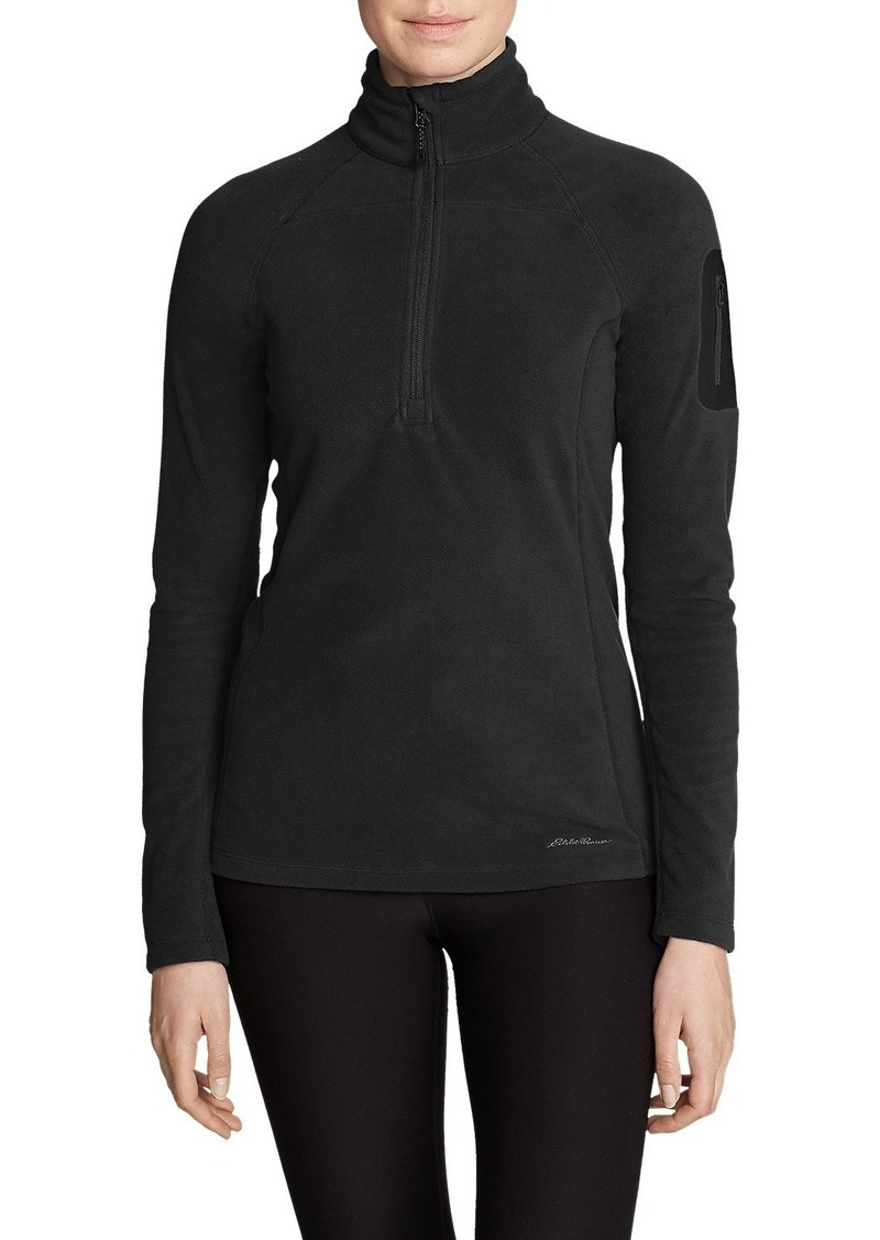 Eddie Bauer Women's Cloud Layer® Pro Fleece 1/4-Zip Pullover