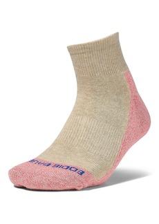 Eddie Bauer Women's COOLMAX® Trail Quarter Crew Socks