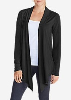 Eddie Bauer Women's Daisy II Long-Sleeve Wrap - Solid