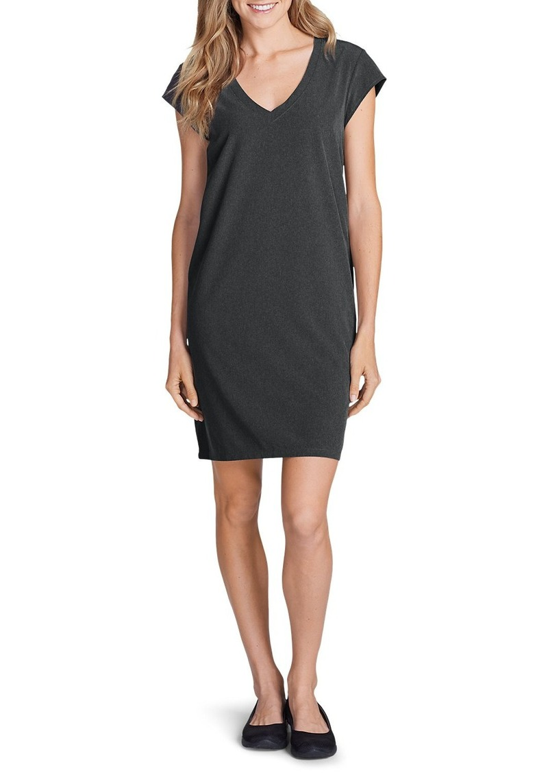 Eddie Bauer Women's Departure T-Shirt Dress