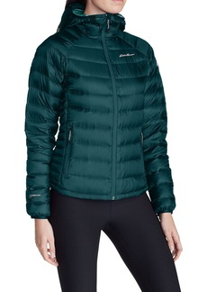 Eddie Bauer Women's Downlight® StormDown® Hooded Jacket