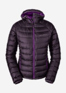 Eddie Bauer Women's Downlight StormDown Hooded Jacket