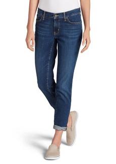 Eddie Bauer Women's Elysian Boyfriend Slim Jeans