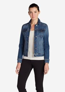 Eddie Bauer Women's Elysian Denim Jacket