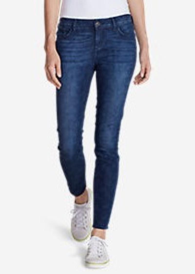 Eddie Bauer Women's Elysian Skinny Jeans - Print