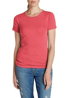 Eddie Bauer Women's Favorite Short-Sleeve Crewneck T-Shirt
