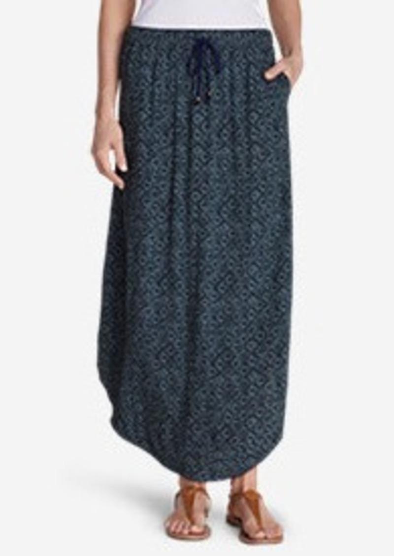 Eddie Bauer Women's Four Winds Maxi Skirt