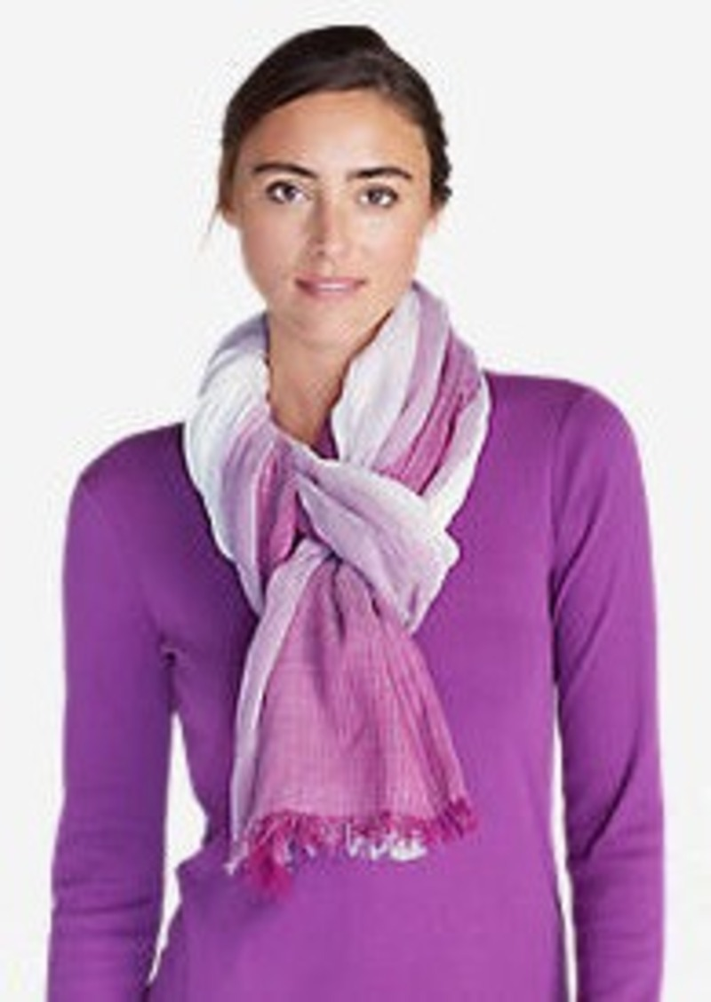 Eddie Bauer Women's Girl On The Go® Oversized Scarf