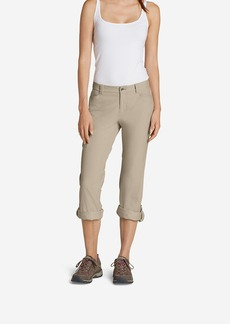 Women's Horizon Roll-Up Pants