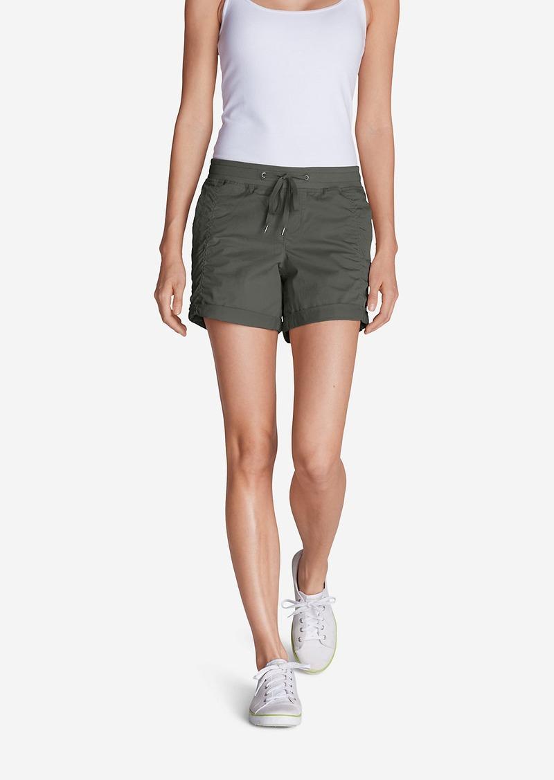 """Eddie Bauer Women's Kick Back 5"""" Twill Shorts"""