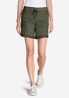 Women's Kick Back Twill Shorts