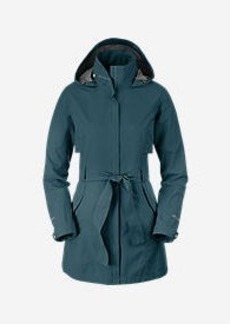 Eddie Bauer Women's Kona Trench Coat