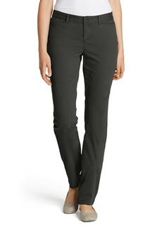 Eddie Bauer Women's Legend Wash Curvy Stretch Pants