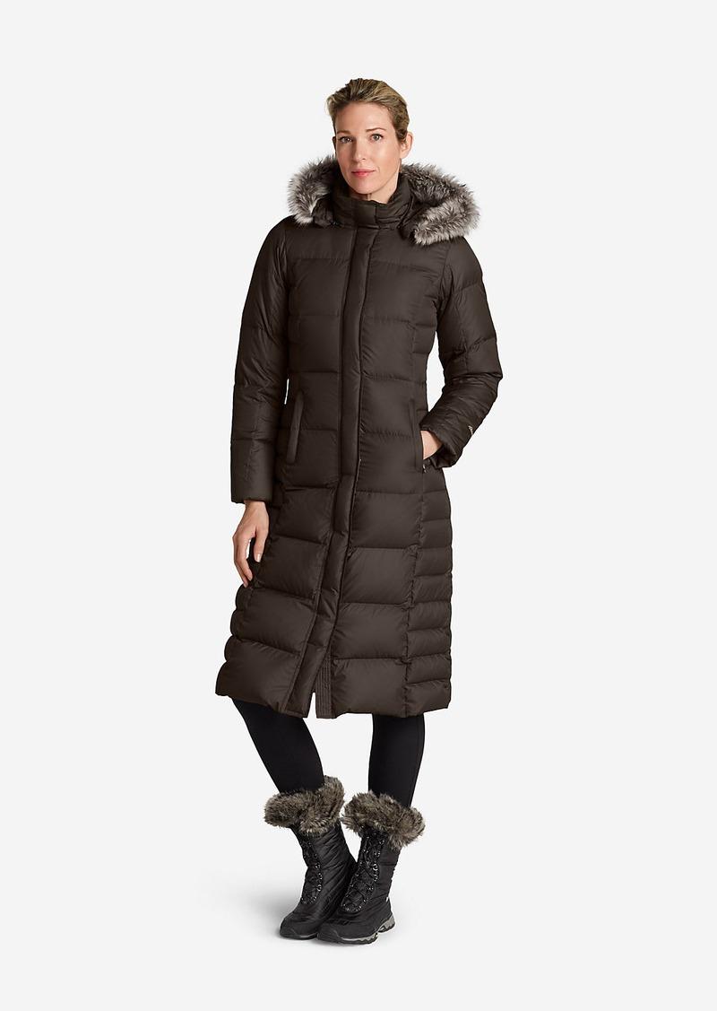 Eddie Bauer Women's Lodge Down Duffle Coat | Outerwear - Shop It To Me