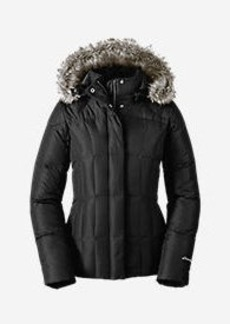 Eddie Bauer Women's Lodge Down Jacket