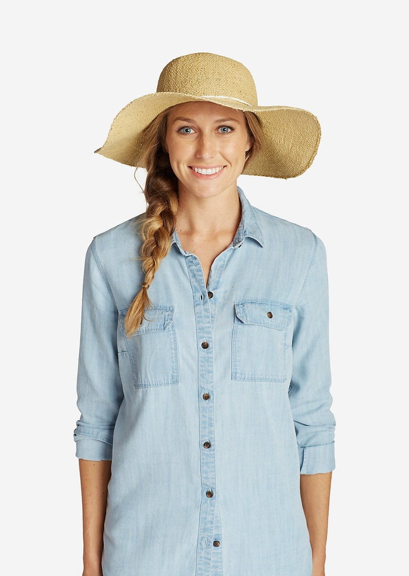 000ec8e29 Women's Lola Wide Brim Straw Hat
