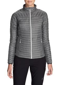 Eddie Bauer Women's MicroTherm® StormDown® Jacket