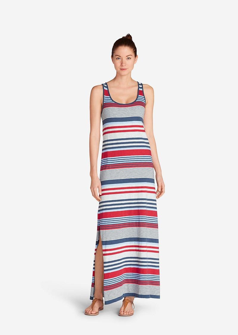 928c81614cd7a5 Eddie Bauer Women s Midtown Maxi Dress - Stripe
