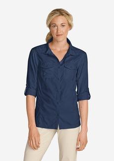 Eddie Bauer Women's Mountain Long-Sleeve Shirt