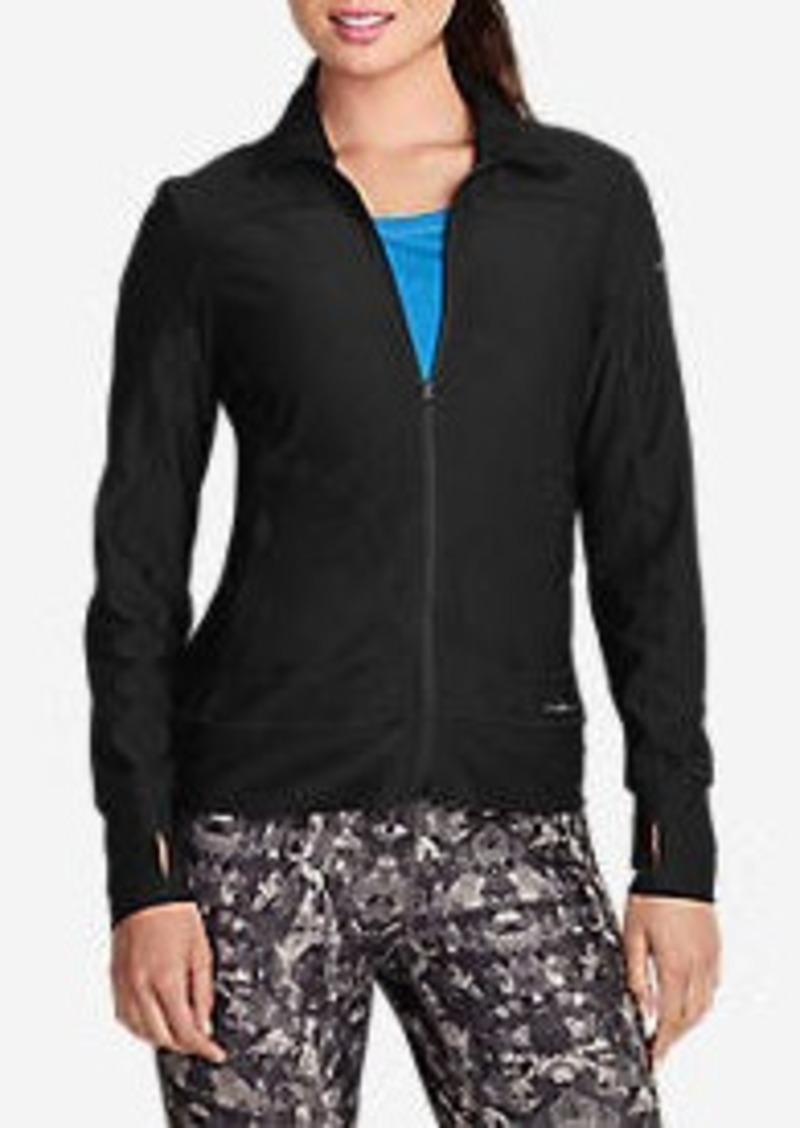 Eddie Bauer Women's Movement Jacket - Solid