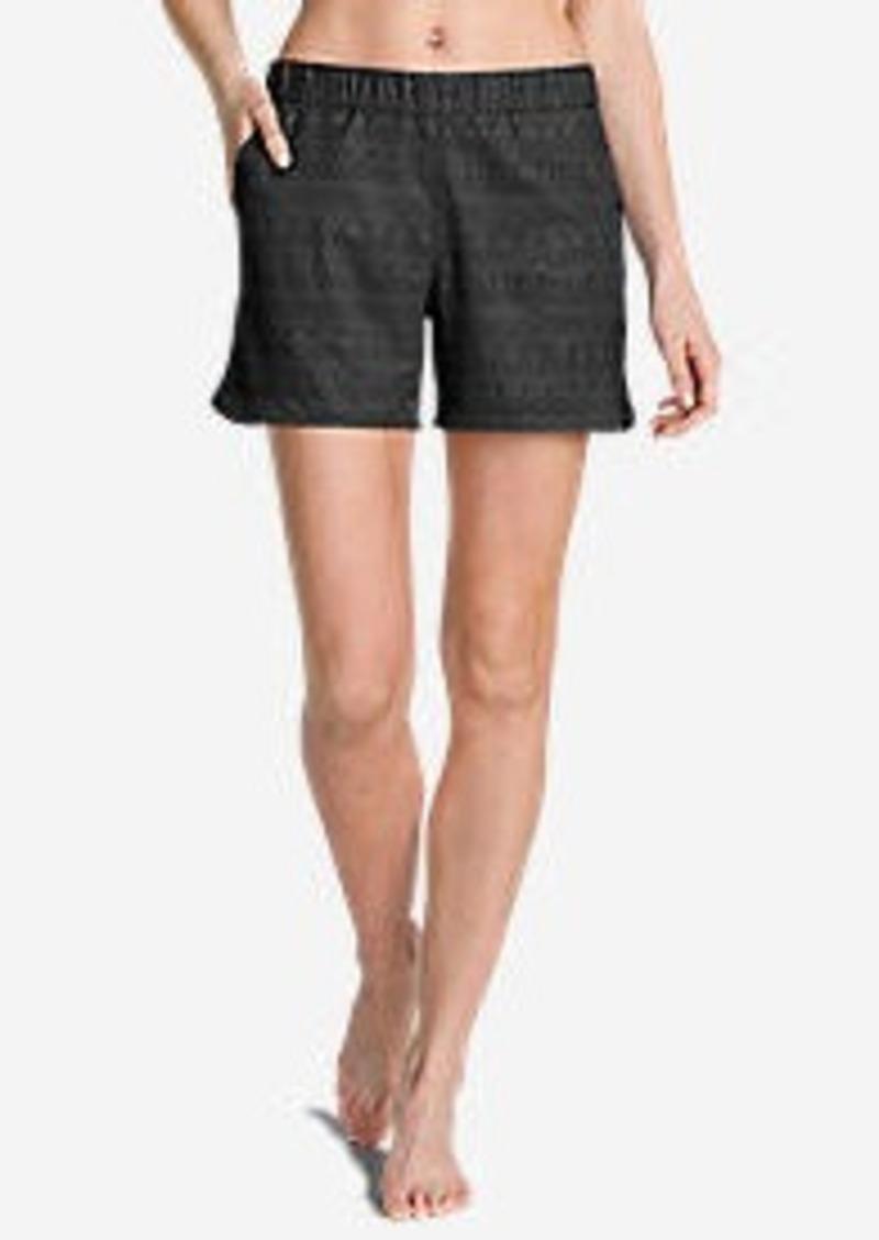Eddie Bauer Women's Myriad Shorts - Print