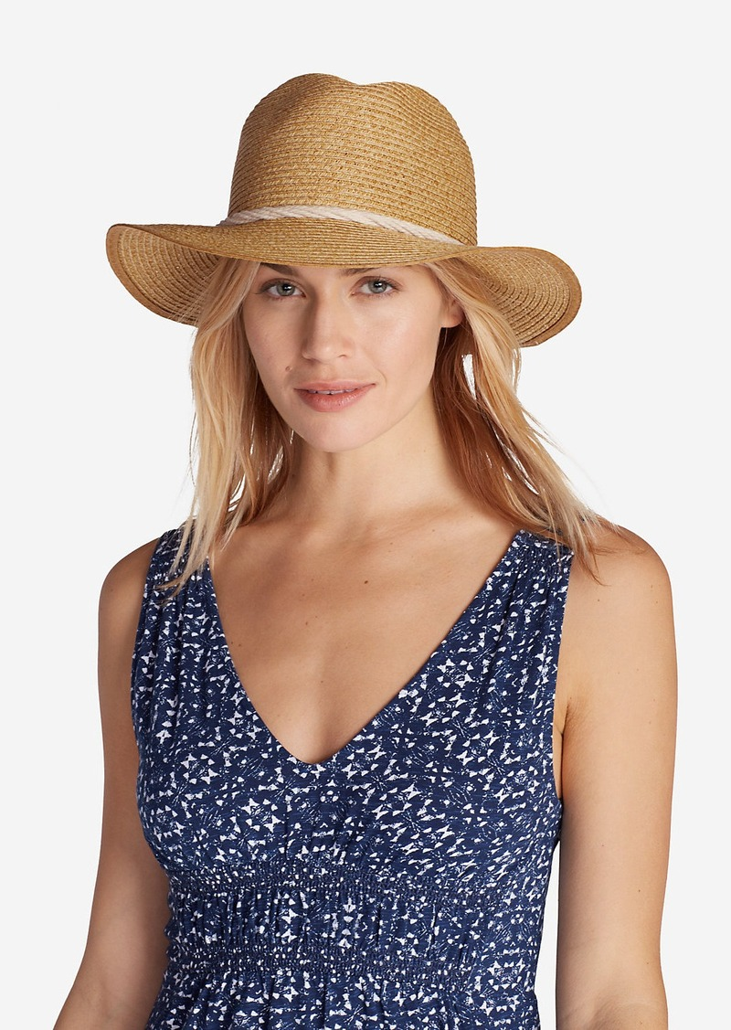 3797f82db Women's Panama Sun Hat