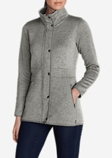 Eddie Bauer Women's Radiator Fleece Jacket