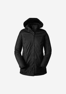 Eddie Bauer Women's Rainfoil® Fleece-Lined Parka