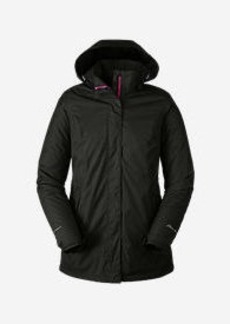 Eddie Bauer Women's Rainfoil® Fleece-Lined Parka