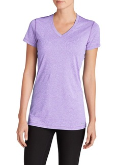 Eddie Bauer Women's Resolution V-Neck T-Shirt