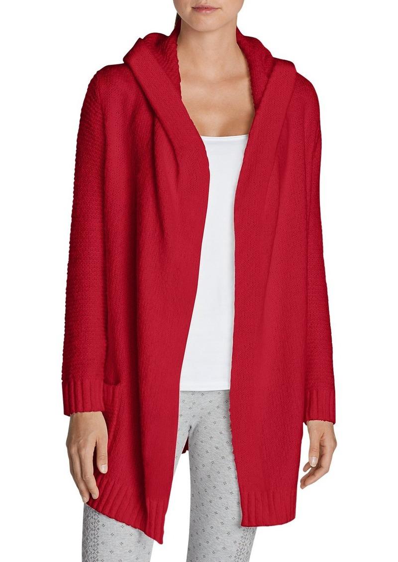 Eddie Bauer Women's Sleep Sweater Hooded Cardigan | Casual Shirts ...