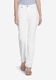 Women's StayShape® Straight Leg Jeans - Slightly Curvy
