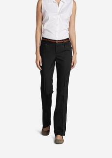 Women's StayShape® Twill Trousers - Slightly Curvy