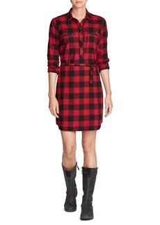Women's Stine's Favorite Flannel Shirt Dress