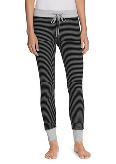 Eddie Bauer Women's Stine's Favorite Waffle Sleep Pants - Patterned