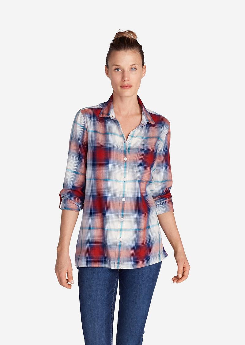 Eddie Bauer Women 39 S Tranquil Shirt Casual Shirts Shop