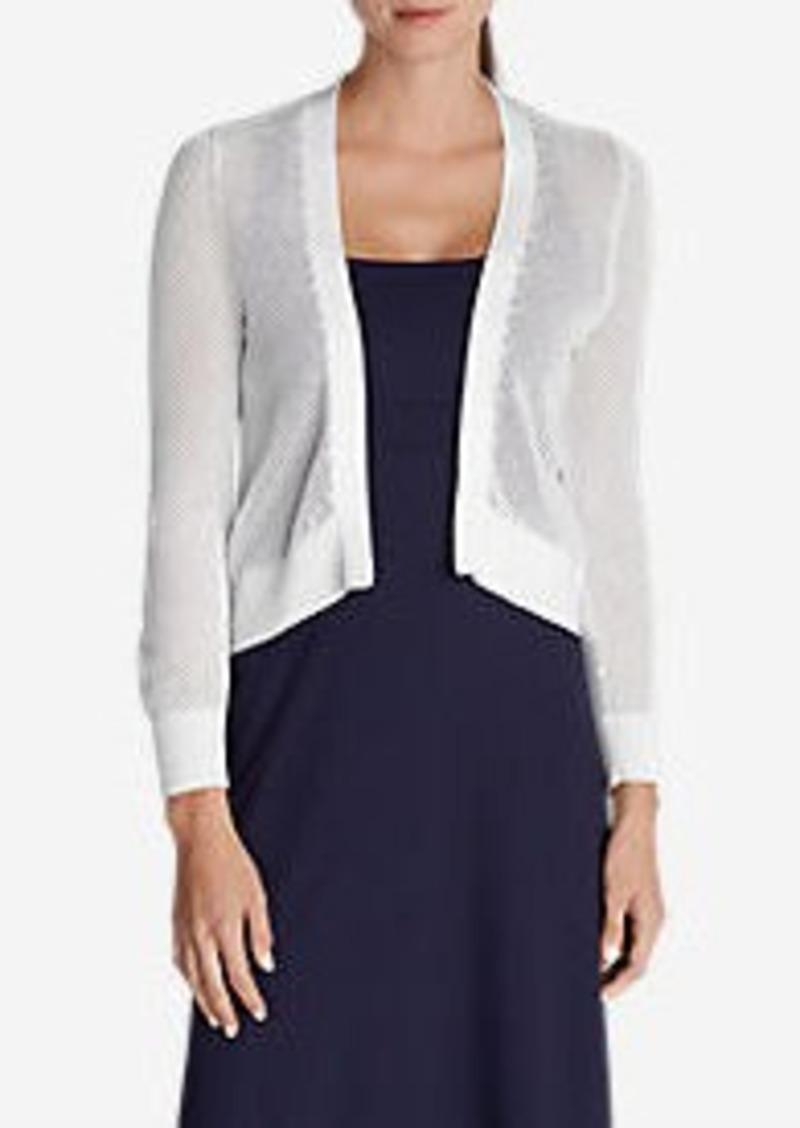 Eddie Bauer Women's Travel Dress Cardigan Sweater