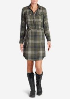 Women's Treeline Double Cloth Dress