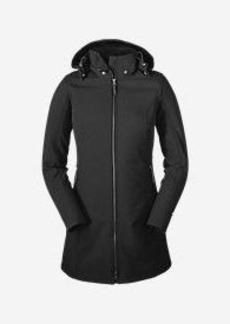 Eddie Bauer Women's Windfoil® Elite Trench Coat