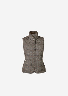 Eddie Bauer Women's Year-Round Field Vest - Plaid