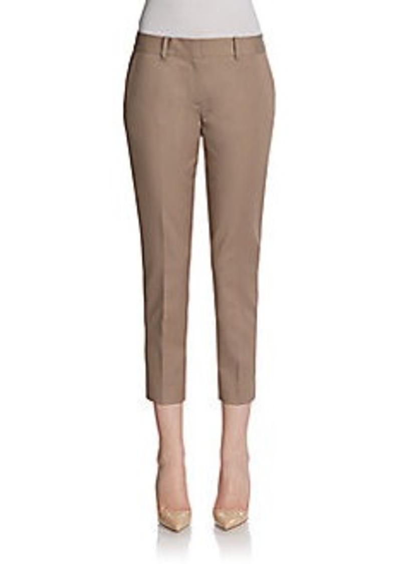 Tahari Kara Skinny Cropped Pants