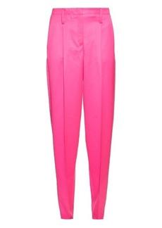 Edun Straight-leg wool trousers