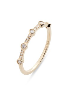EF Collection 5-Bezel Diamond Stack Ring