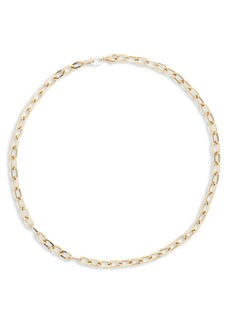 EF Collection Jumbo Link 14K Gold Necklace