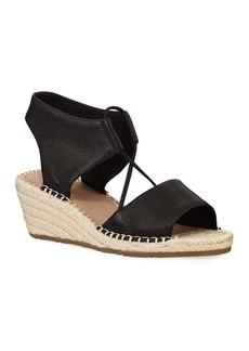 Eileen Fisher Agnes Wedge Espadrille Sandals