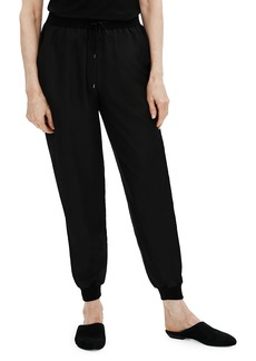 Eileen Fisher Ankle Silk Pants