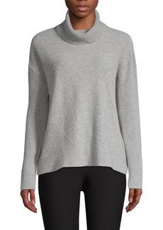 Eileen Fisher Cashmere Turtleneck Sweater