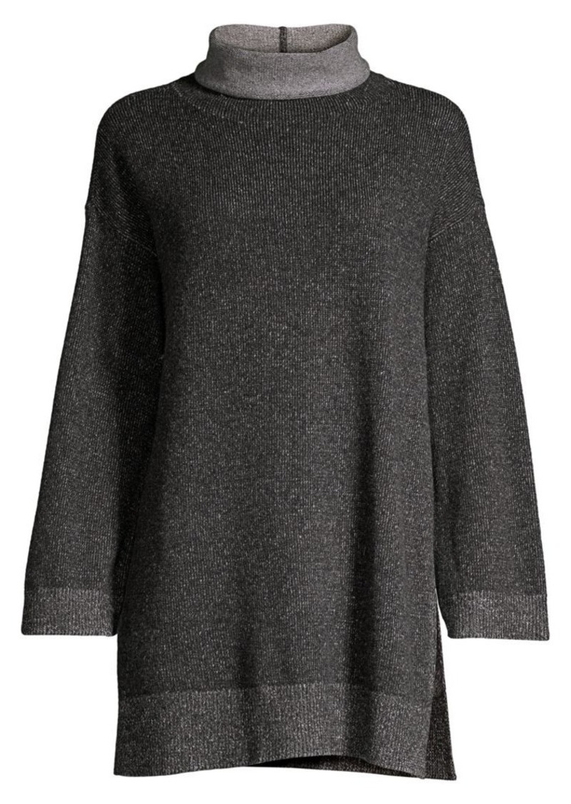 Eileen Fisher Cashmere Wool Tunic