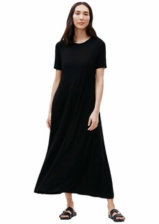 Eileen Fisher Crew Neck Dress